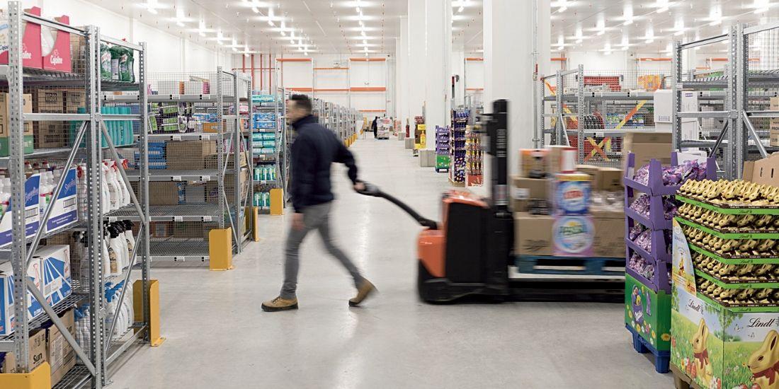 Carrefour en pleine transformation