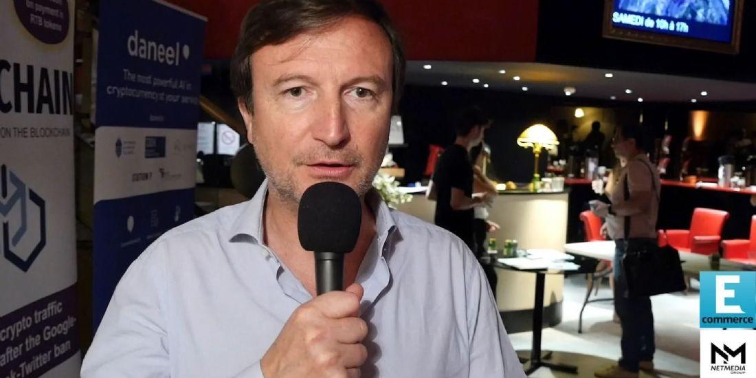 [Vidéo] Paul Bougnoux , founding partner de Largillière Finance fait le point sur la blockchain et l'e-commerce