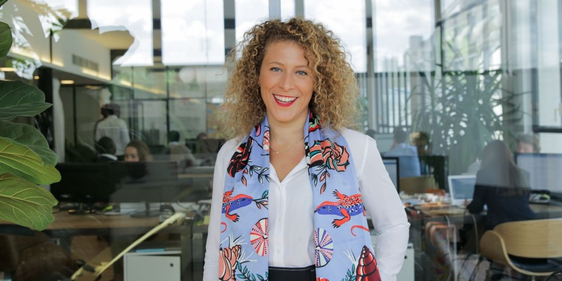 #TEC18: Rania Belkahia adapte l'e-commerce au consommateur africain