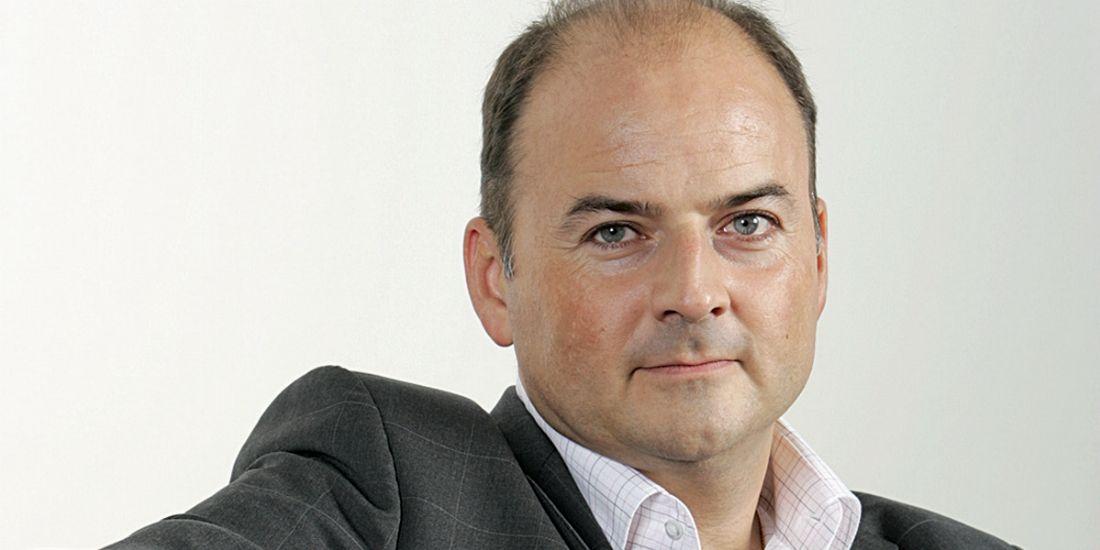 Gilles Brabant, directeur commercial France d'Ingenico