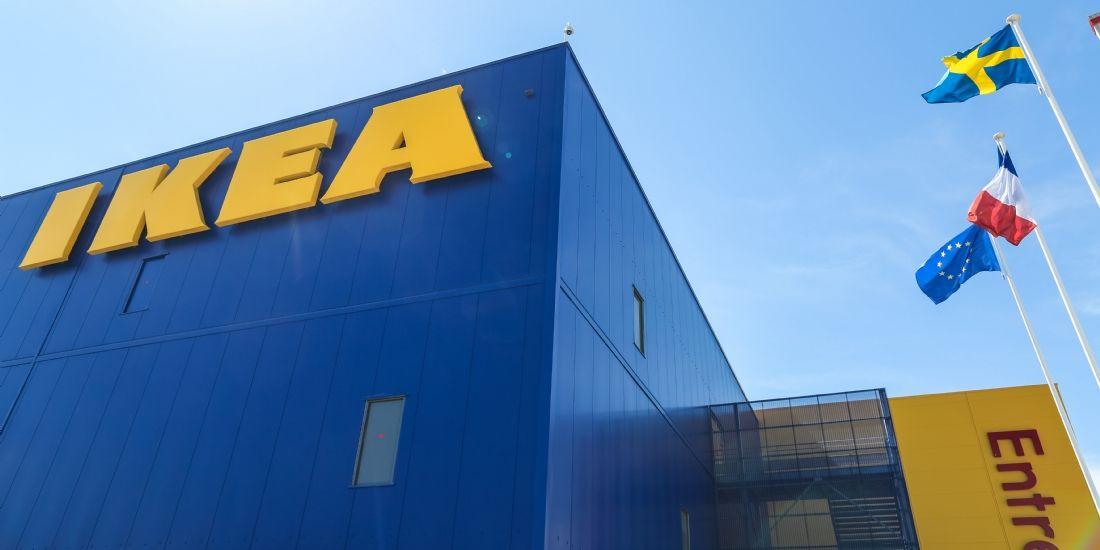 Ikea voit grand
