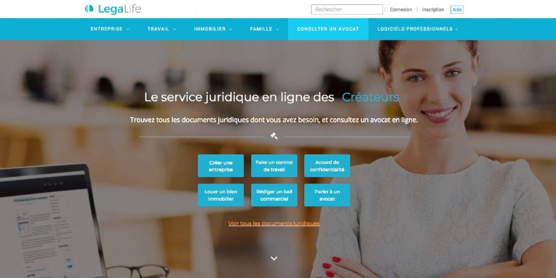 LegaLife ouvre la voie à un entrepreneuriat 100% numérique avec Alan et Sofradom