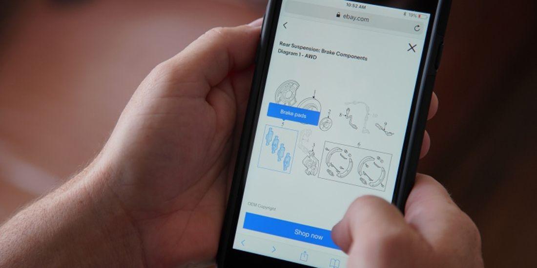 EBay élargit ses fonctions de recherche