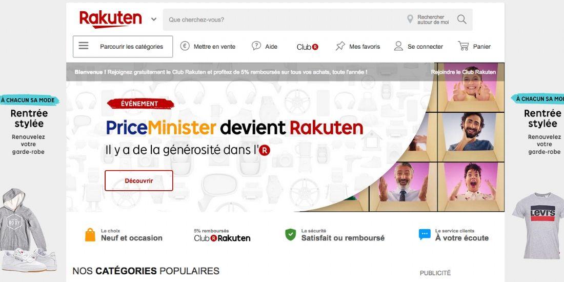 Priceminister poursuit son changement d'identité