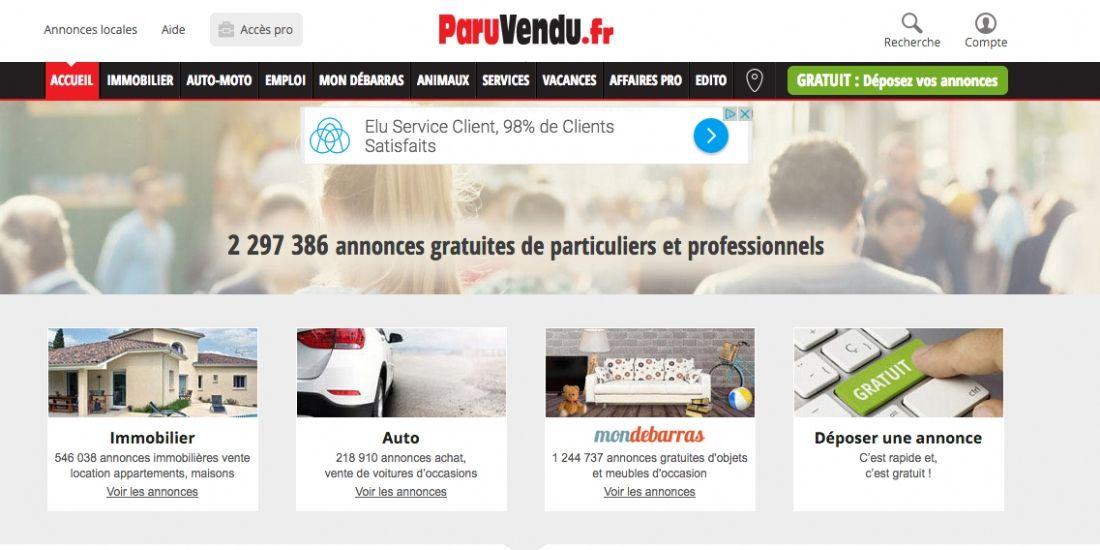 ParuVendu.fr fait un appel du pied aux étudiants
