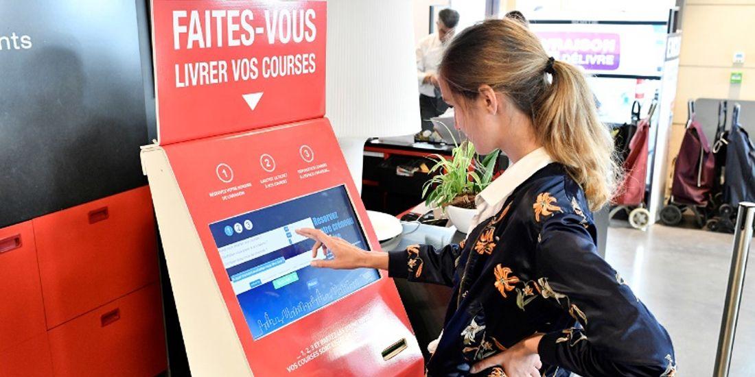 Star Service déploie ses premières bornes de livraison en France