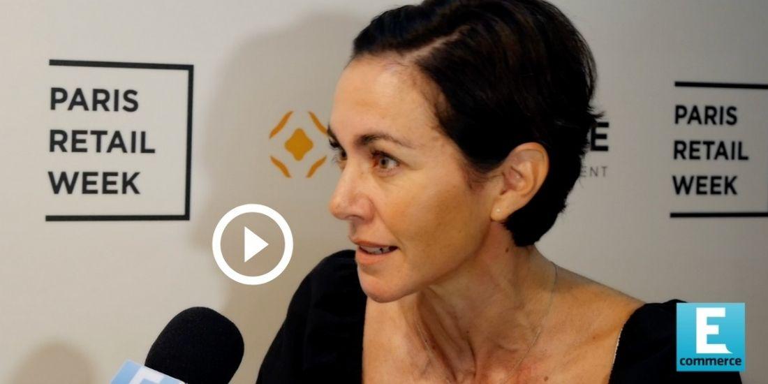 #ParisRetailWeek Le point de vue de Catherine Barba sur les enjeux actuels du retail