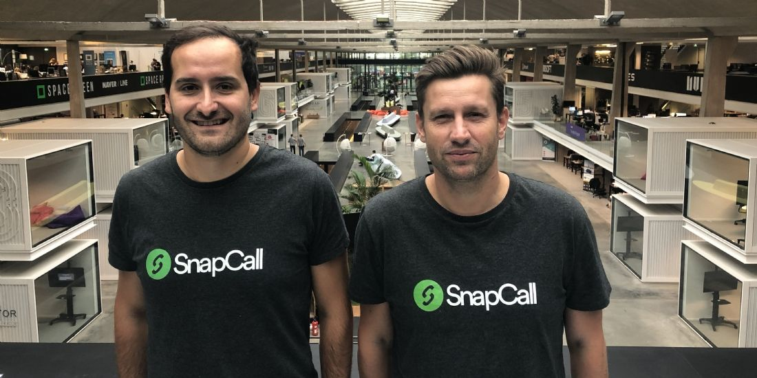 La start-up Snapcall lève 1 million d'euros
