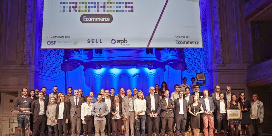 Les Trophées e-commerce distinguent les meilleures initiatives 2018