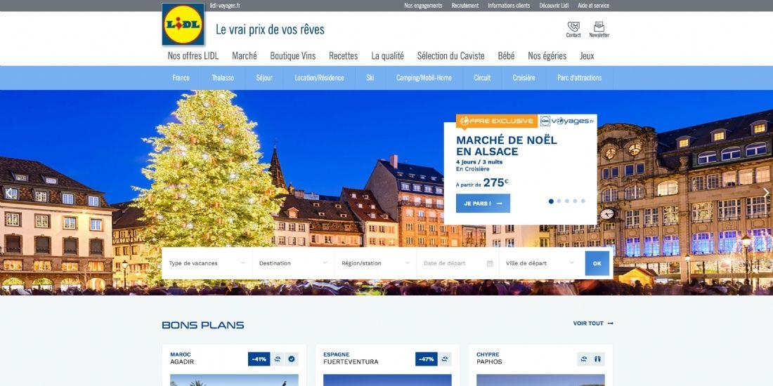 Lidl Voyages séduit 20 000 clients en un an