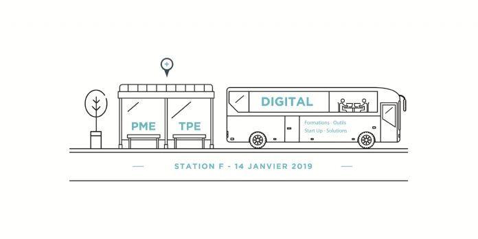 Le bus du numérique part à la rencontre des TPE-PME