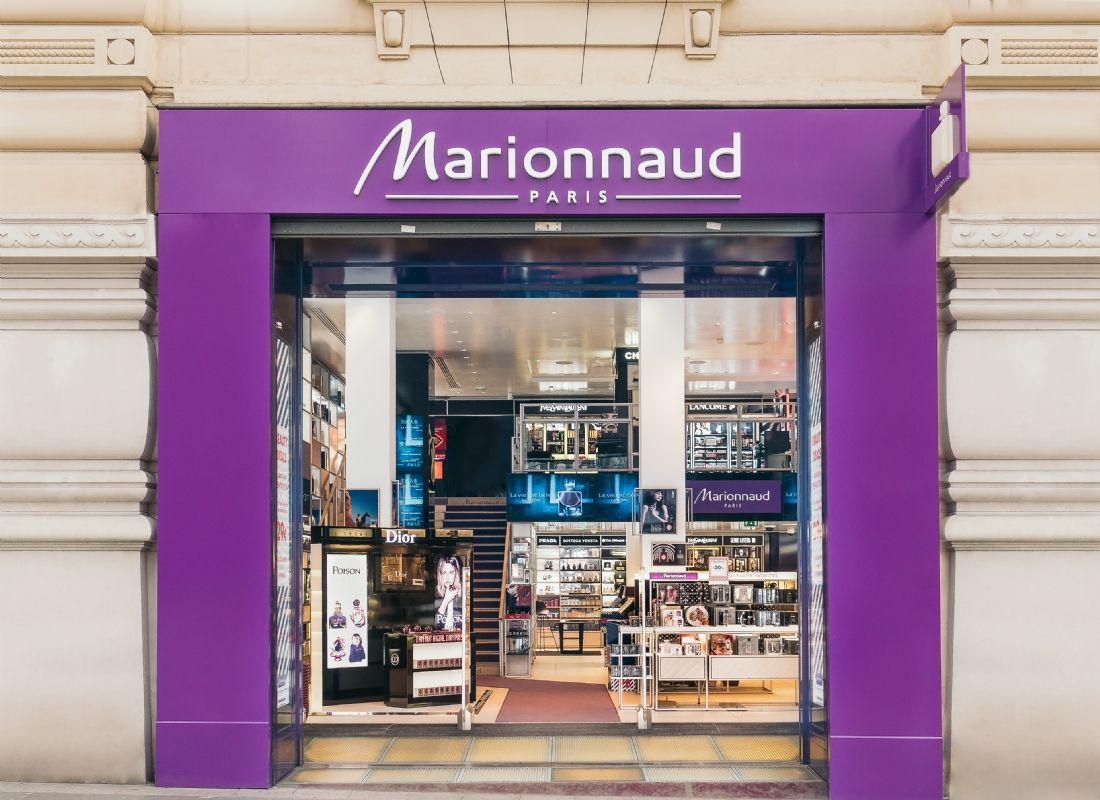 Marionnaud 香榭大道店