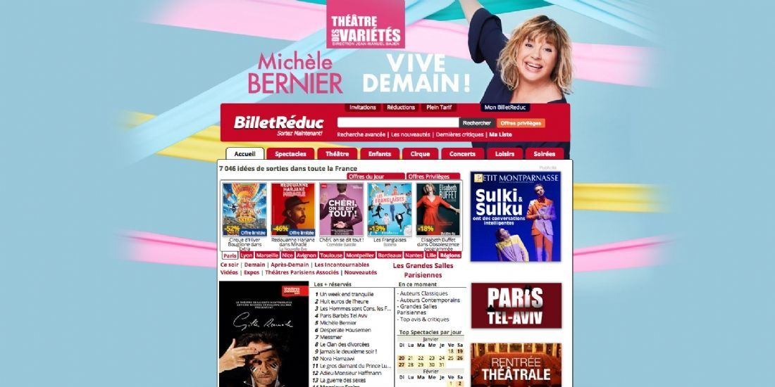 Fnac Darty entre en négociations exclusives pour l'achat de Billetreduc.com