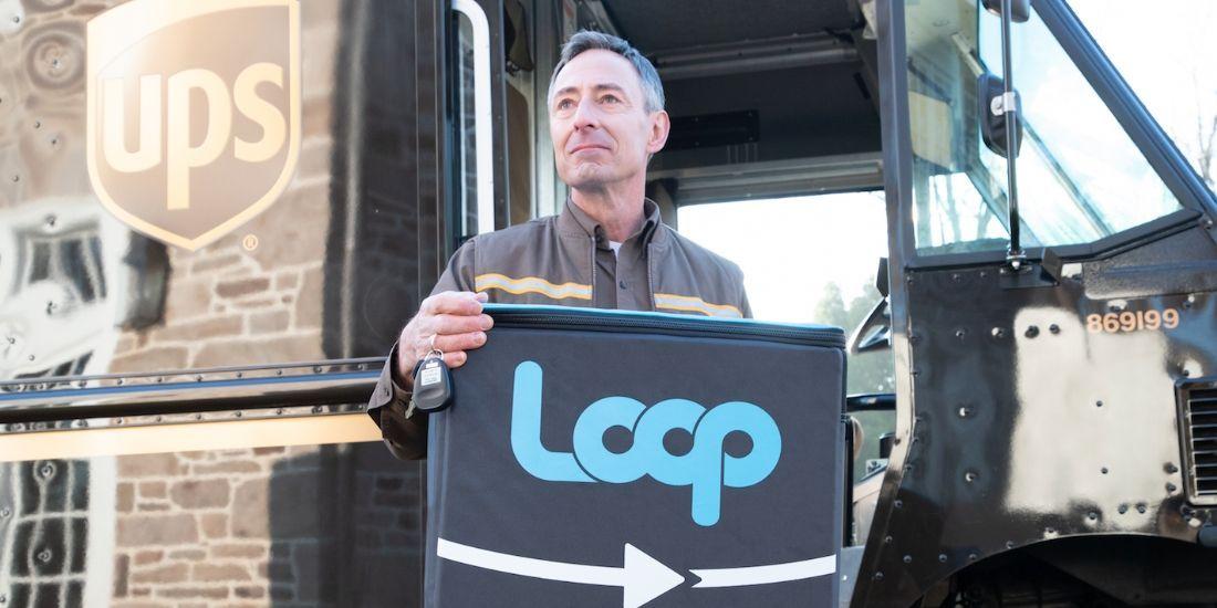 UPS lance une solution d'emballage réutilisable