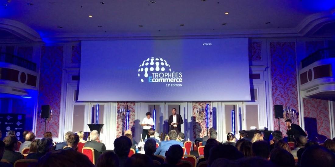 Trophées E-commerce 2019: le palmarès