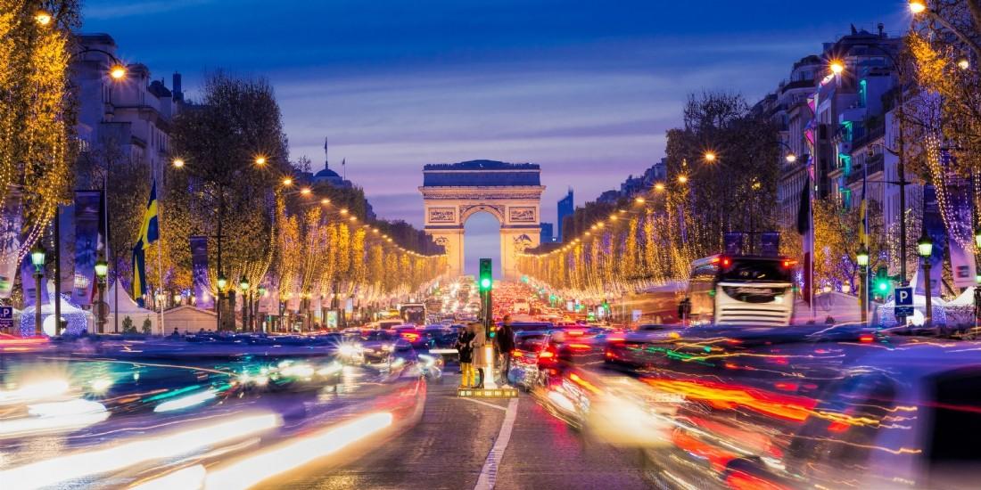 Apsys acquiert un actif retail sur les Champs-Élysées