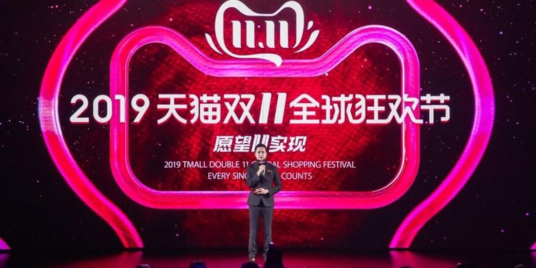 Alibaba voit grand pour la 11e édition du 11.11 Global Shopping Festival