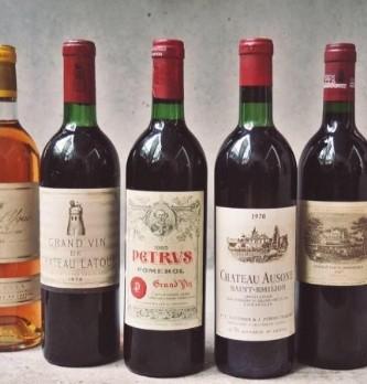 La plateforme d'enchères de vins rares CAVACAVE organise sa 100ème vente