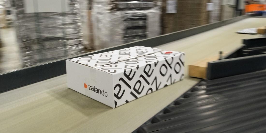 Zalando annonce des résultats trimestriels positifs