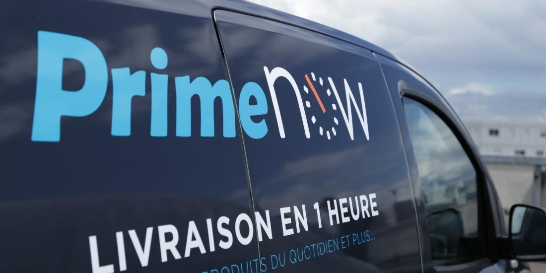 7900 emplois détruits en France par Amazon en 2018, selon Mounir Mahjoubi