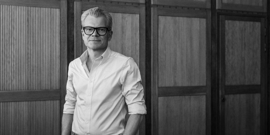 Patrik Söderström nommé nouveau P-dg de Gant
