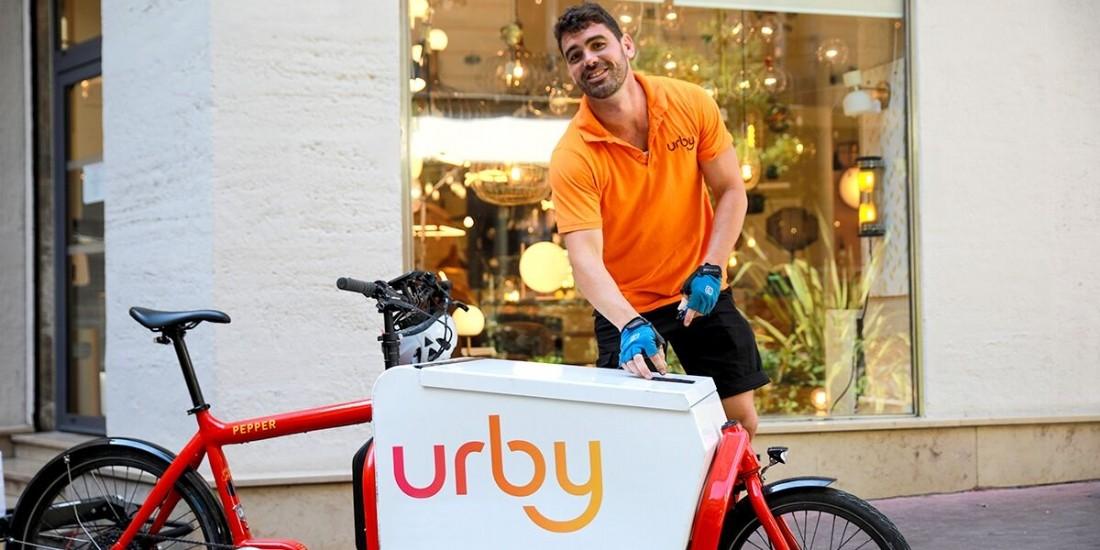 Urby, le réseau urbain de La Poste, lance sa plateforme digitale