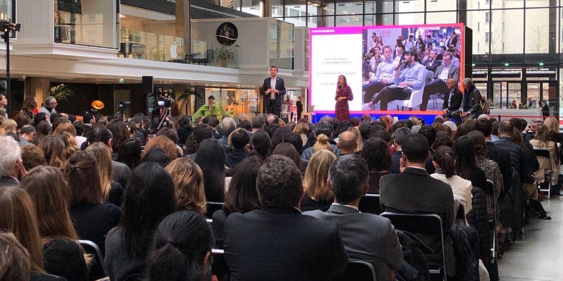 VivaTech veut promouvoir l'innovation européenne