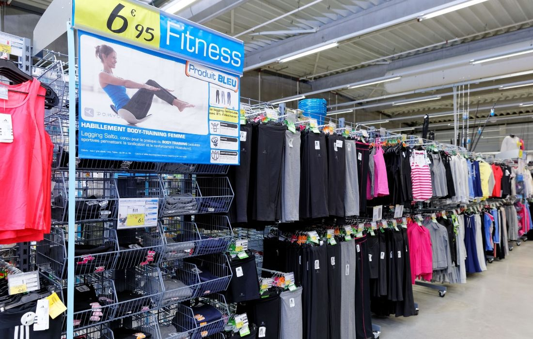 Decathlon avance à fond sur l'intelligence artificielle