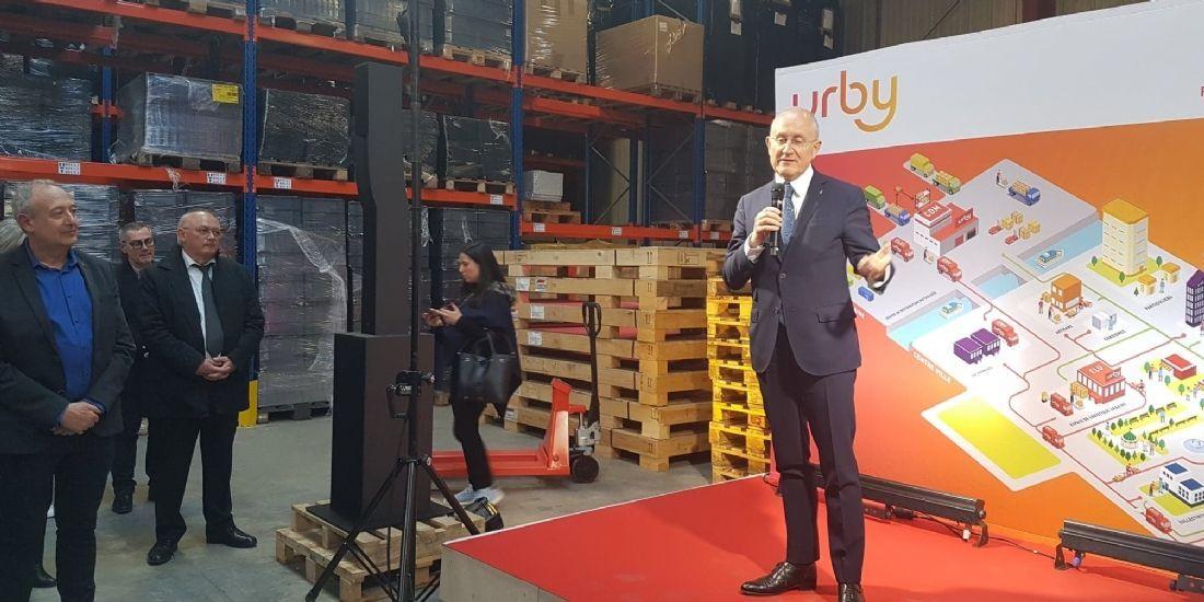 Logistique: le réseau Urby continue son expansion