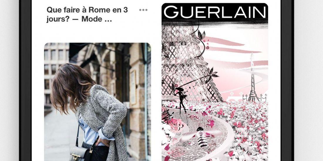 Pinterest élargit à l'Europe son offre publicitaire