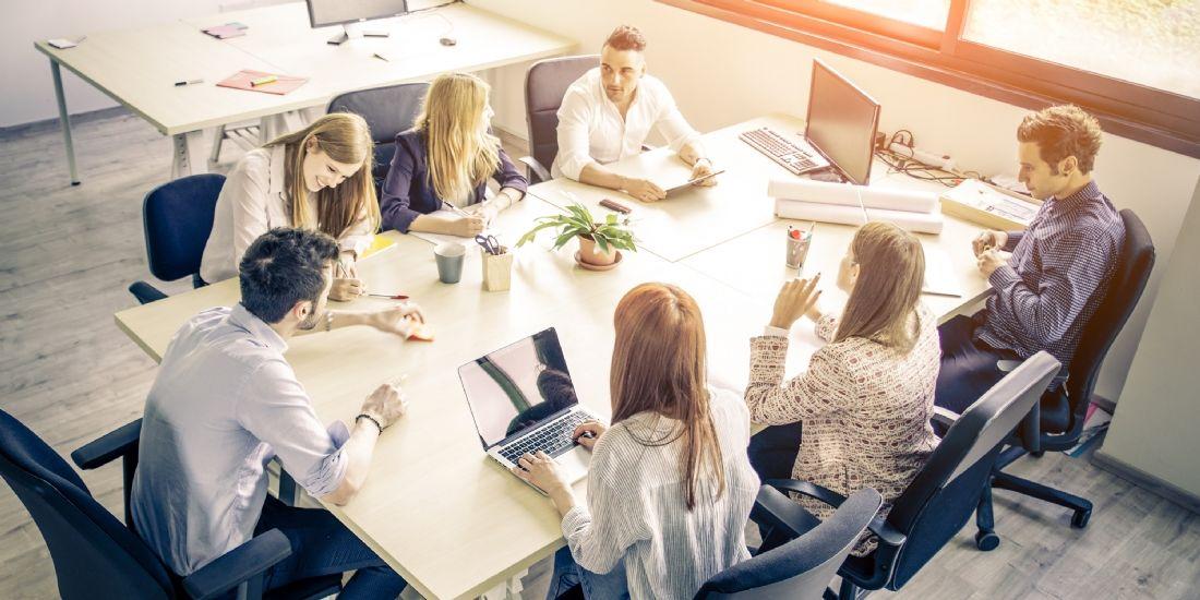 Les jeunes Européens fortement attirés par l'univers start-up