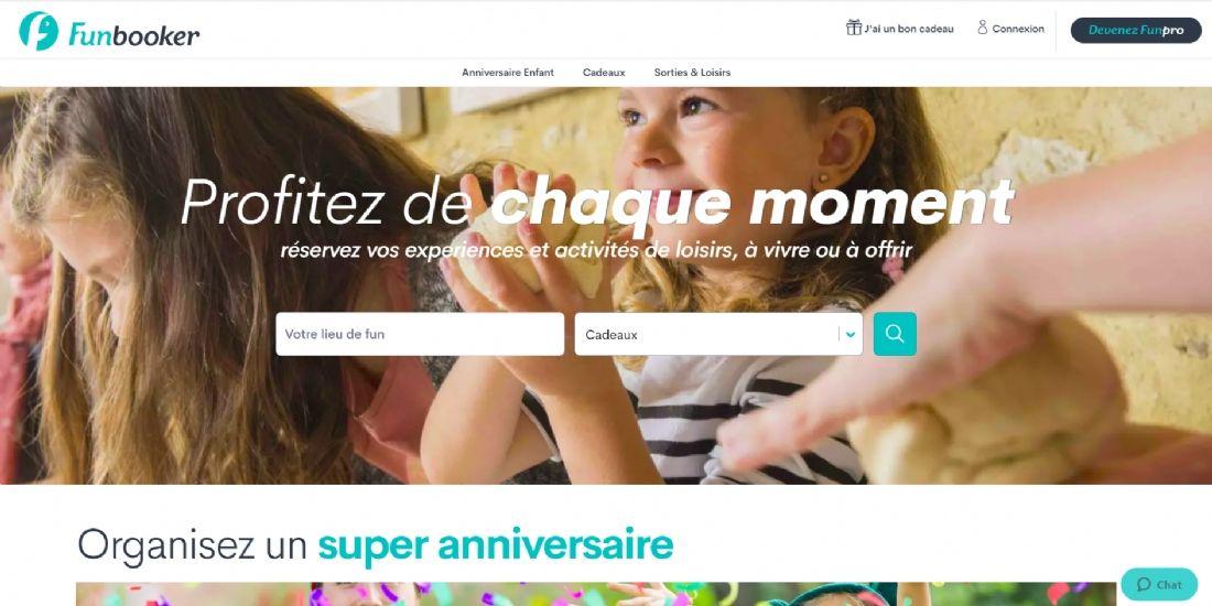 Funbooker déploie son offre de réservation de loisirs en ligne dans l'Hexagone