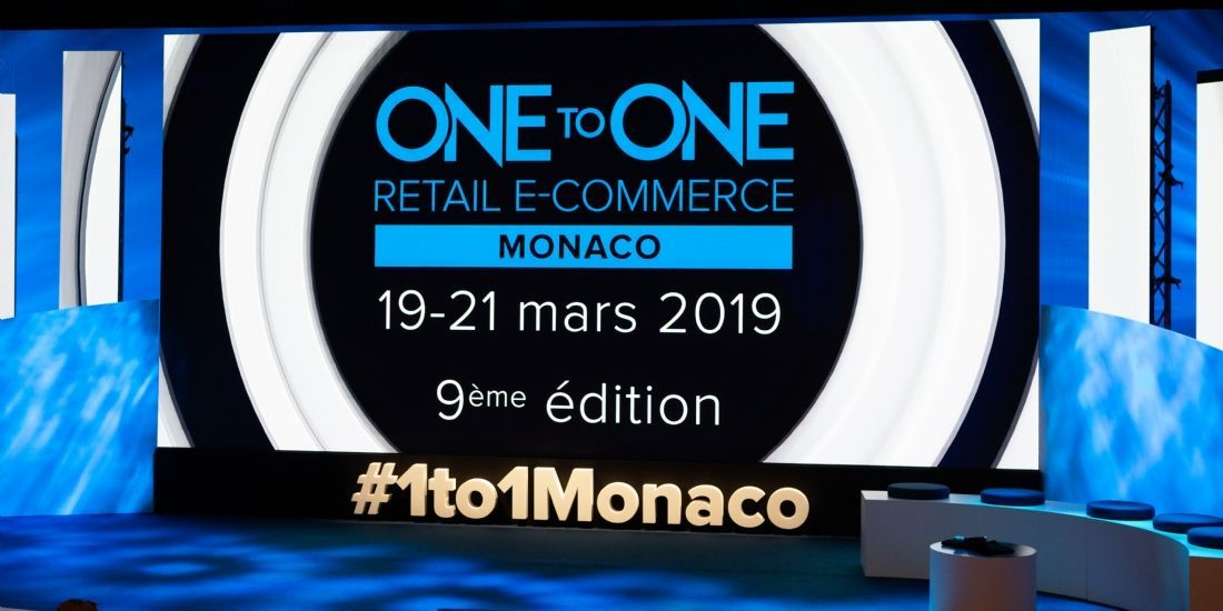 [#1to1Monaco] Les temps forts du salon E-commerce Retail One to One Monaco