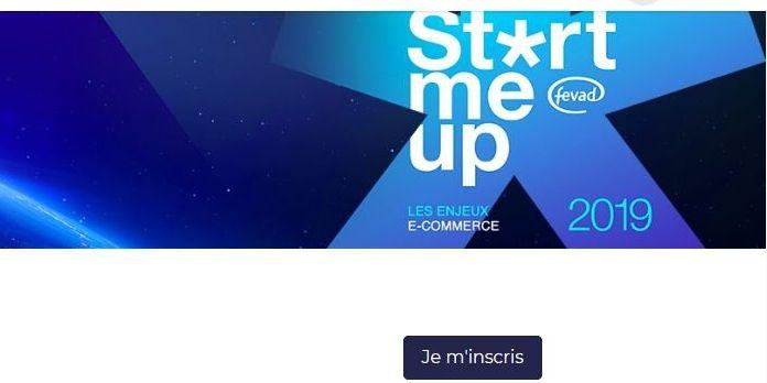 Ouverture du challenge ' Start-me Up ' organisé par KPMG & la Fevad