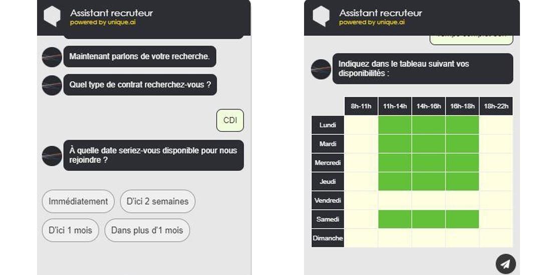 La groupe Beaumanoir lance un chatbot dédié au recrutement dans le retail