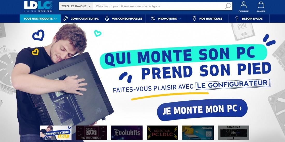 LDLC.com lance une marketplace