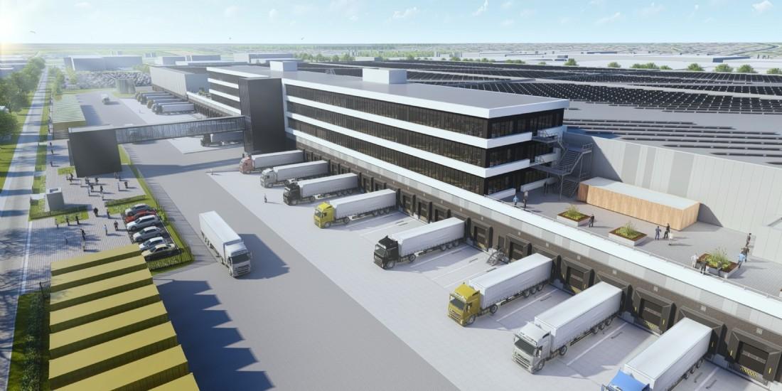 Zalando prépare un centre logistique aux Pays-Bas