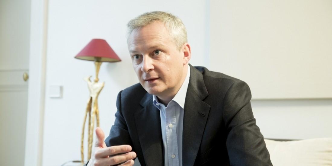 Taxe Gafa : 'Nous ne faisons que rétablir la justice fiscale', Bruno Le Maire