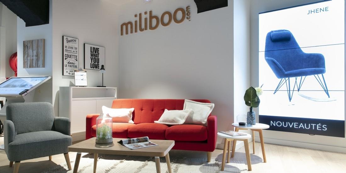 Miliboo publie des résultats en hausse pour l'exercice 2018-19