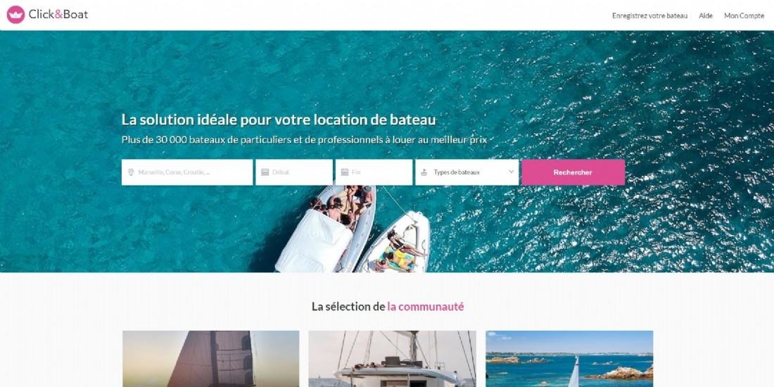 Click&Boat acquiert son concurrent Océans Evasion