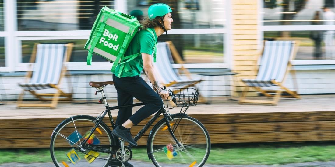Bolt se lance à son tour dans la livraison de repas à domicile