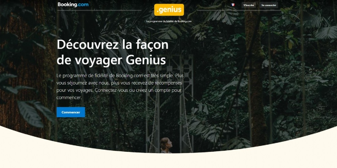 Booking.com lance sa première Genius Week