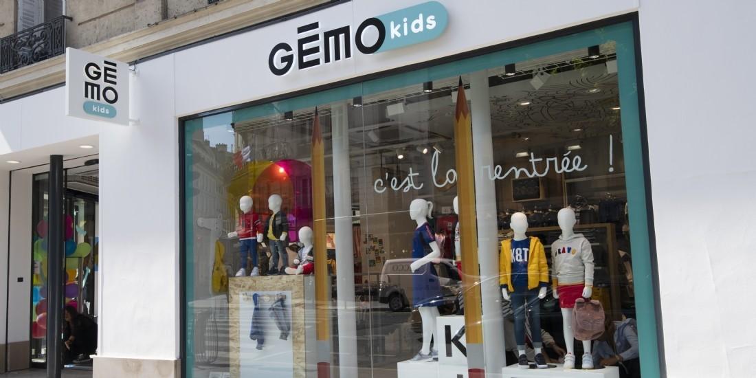 Gémo débarque à Paris