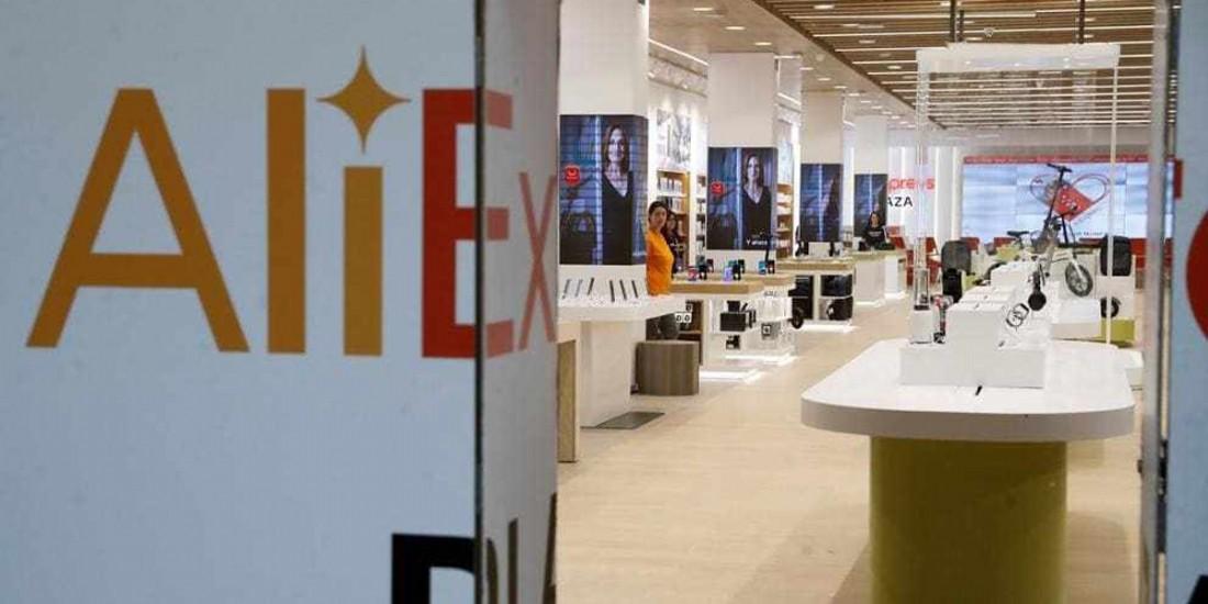 AliExpress ouvre, à Madrid, sa première boutique en Europe