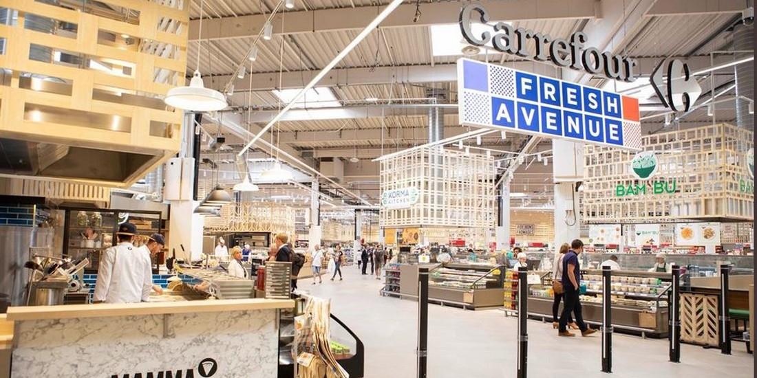 Carrefour revisite son format d'hypermarché