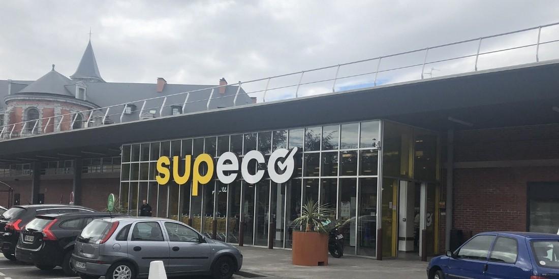 Carrefour inaugure sa nouvelle enseigne discount 'Supeco' en France