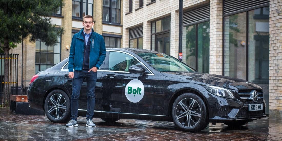 Bolt propose à ses chauffeurs une couverture en cas d'accident