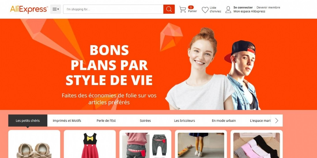 AliExpress propose à son tour le retour gratuit à ses clients français