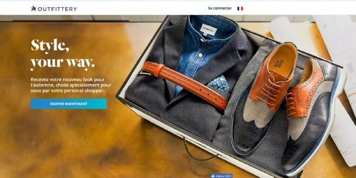 Le spécialiste de la mode homme personnalisée, OUTFITTERY, arrive en France