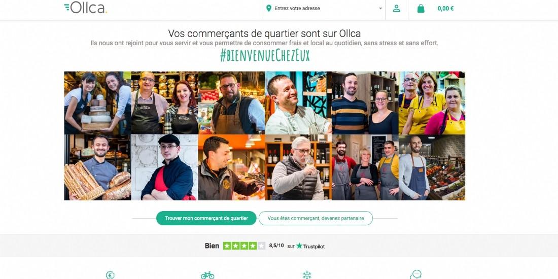 Ollca ouvre les portes de la vente en ligne aux petits commerçants franciliens